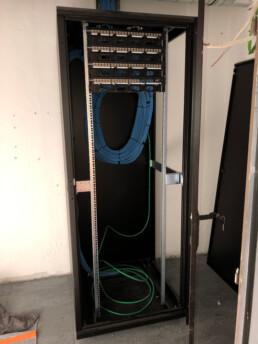 Datanetwerk Tolhuis Antwerpen