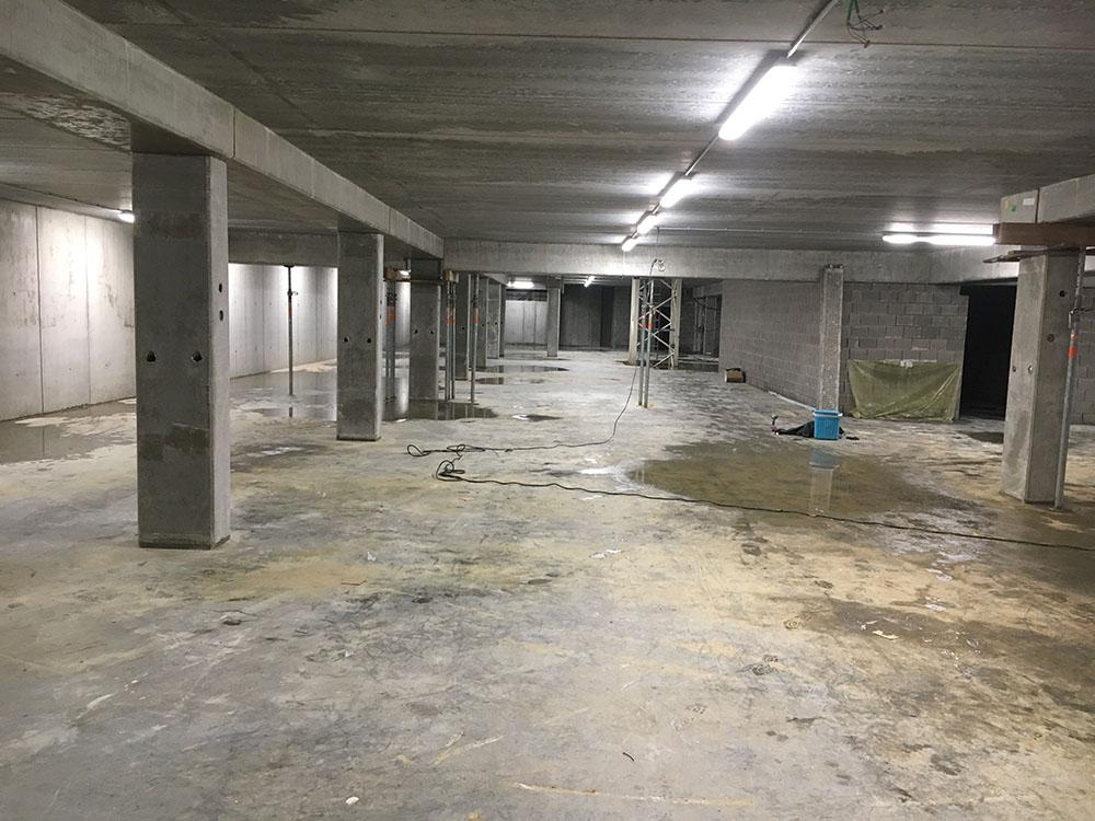 Ondergrondse parking Herentals