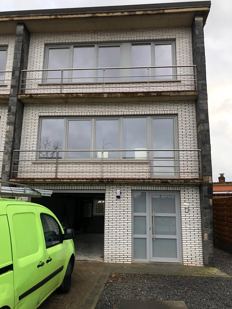 Renovatie appartement Olen